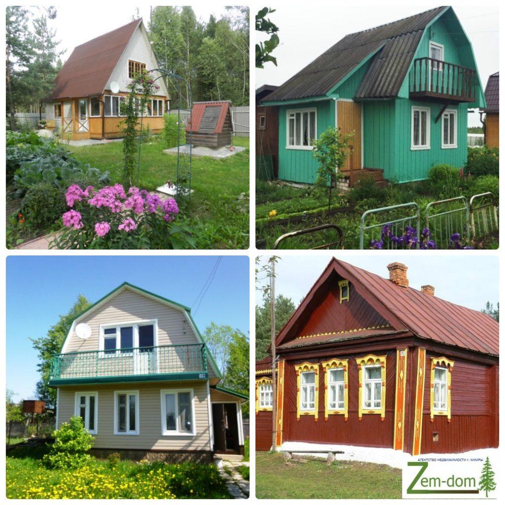 Купить дом в Кимрах