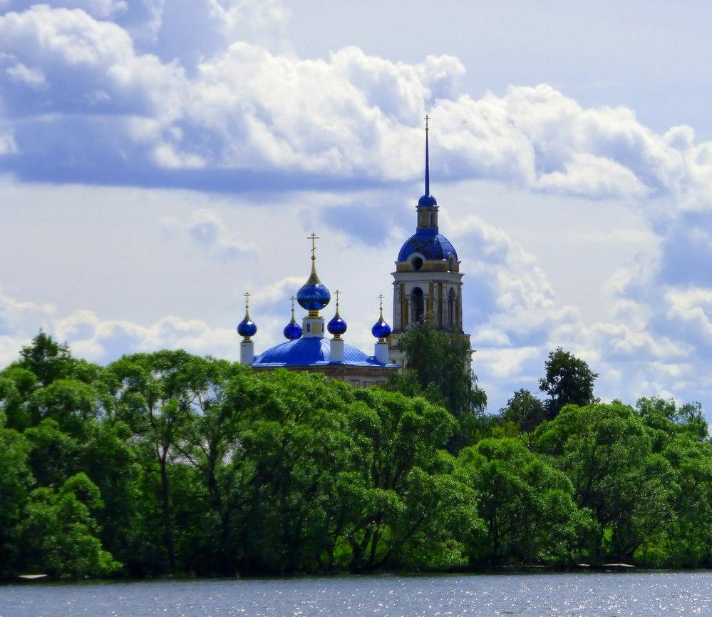 Купить участок на озере Ильинское