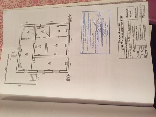 Купить дом на Волге в Кимрском районе