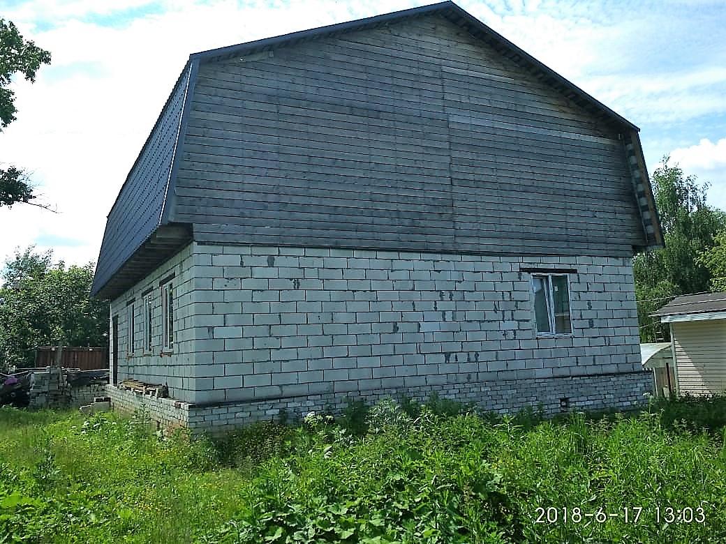 Дом в центре города Кимры