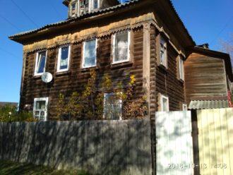 Недорого двух комнатная квартира в Кимрах
